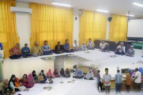 Buka Puasa Bersama FH UBB Perkuat Solidaritas dengan Ormawa