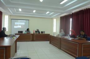 Badan Keahlian DPR RI Gandeng FH UBB Uji Konsep RUU Tentang Etika Anggota Lembaga Perwakilan