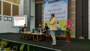 Fakultas Hukum UBB Gelar Workshop Disparitas Putusan Sidang Korupsi