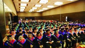 Wisuda ke XVIII Universitas Bangka Belitung, FH UBB Mewisudakan Wisudawan/i sejumlah 19 Mahasiswa
