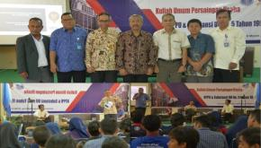 KPPU Beri Kuliah Umum Persaingan Usaha Di FH UBB